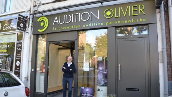 Article dans LA VOIX DU NORD – Ouverture Centre La Madeleine